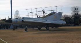 Saab J 35D Draken