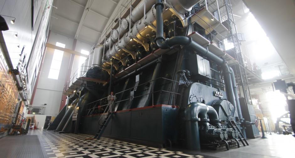 Ørsted engine 2