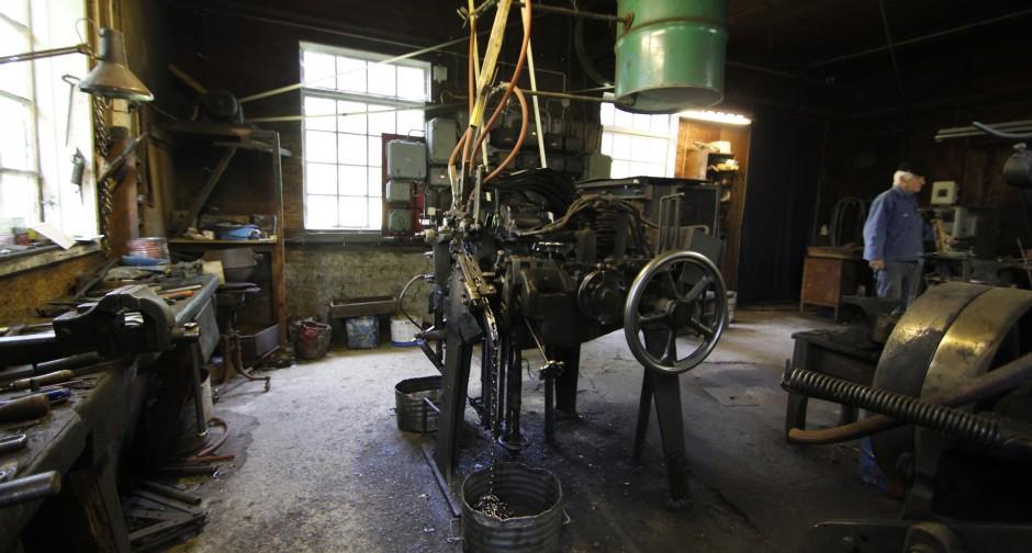Automatic butt-welding machine