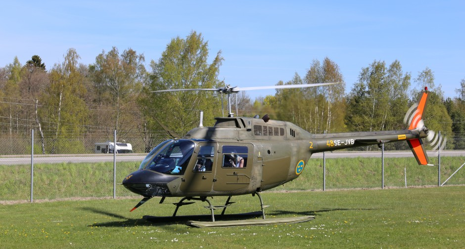 Bell 206 JetRanger, HKP 6